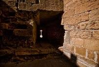 Through the keyhole..