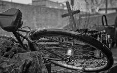 Cycle graveyard.