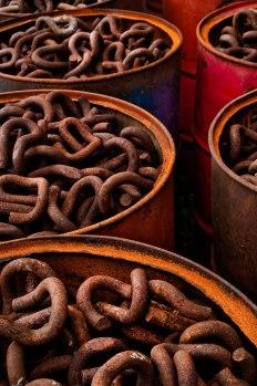 Pasta barrels. Digital, Nikon D5000, 18-250.