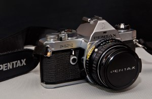 Pentax MX...The best thing to come out of the Eighties?